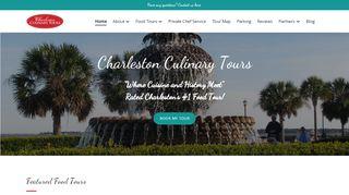 Charlestonculinarytours.com Coupons & Promo codes