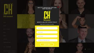 Chris Headshots Coupons & Promo codes