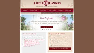 Circleecandles.com Coupons & Promo codes