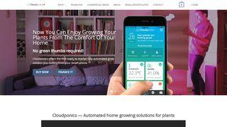 Cloudponics CA Coupons & Promo codes