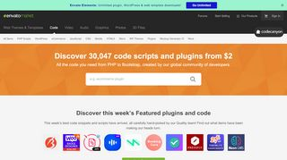 Codecanyon Coupon & Promo codes