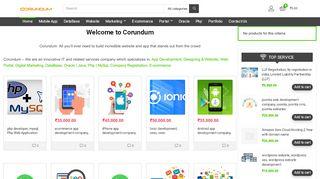 Corundm.com Coupons & Promo codes