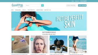Cosmetology Skin Care Coupons & Promo codes