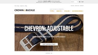 Crown And Buckle Discount Code & Coupon codes