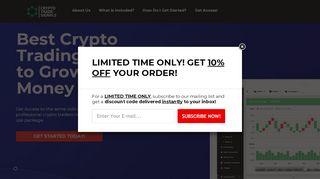 CryptoTradeSignals Coupons & Promo codes