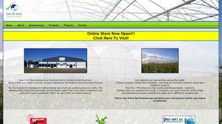 David Gill Greenhouses Coupons & Promo codes
