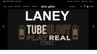 Davis Guitar Coupons & Promo codes
