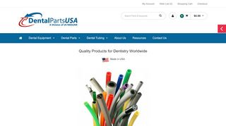 DentalPartsUSA Coupons & Promo codes