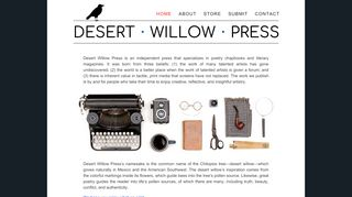 Desert Willow Press Coupons & Promo codes