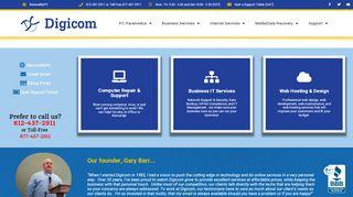 Digicom.com Coupons & Promo codes
