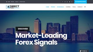Direct Forex Signals UK Coupons & Promo codes