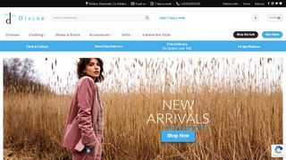 Divine.ie Coupons & Promo codes