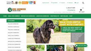 Dog-Harness-Store.com Coupons & Promo codes