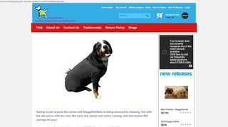 DoggyHairNets Coupons & Promo codes