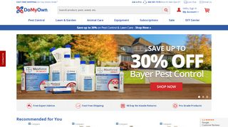 Do My Own Pest Control Discount Code & Coupon codes