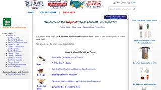 Diy Pest Control Coupon Code & Promo codes