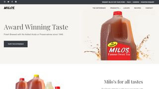 Milos Tea Coupon & Promo codes