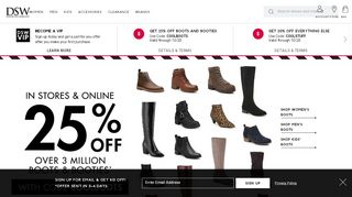 70 Off Dsw Com Coupons Promo Codes October 2020