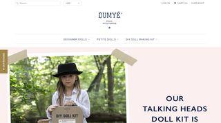 Dumye.com Coupons & Promo codes