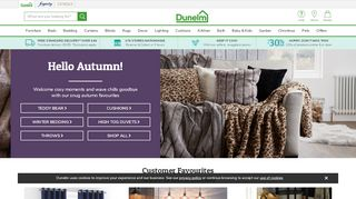 Dunelm-Mill.com Coupons & Promo codes