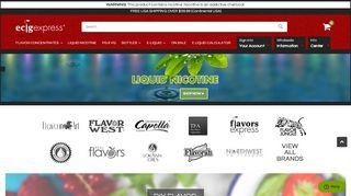 Ecigexpress Coupon Code & Promo codes