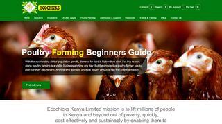 Ecochicks Ke Coupons & Promo codes