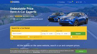 Economy Bookings Promo Code & Discount codes