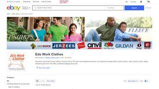 Edsworkclothes.com Coupons & Promo codes