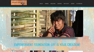 Empowerment Foundation Coupons & Promo codes