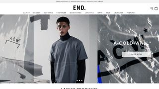 End Clothing Promo Code & Discount codes