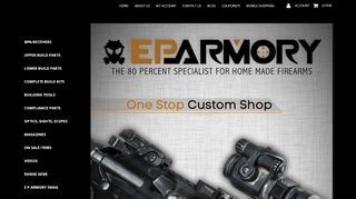E P Armory Coupons & Promo codes