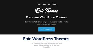 Epic Themes Coupons & Promo codes