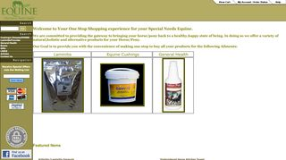 Equine Alternative Health Supply Coupons & Promo codes