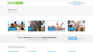 Eroticaudio.com Coupons & Promo codes