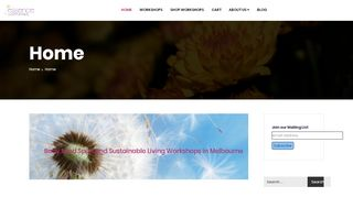 EssenceWorkshops Au Coupons & Promo codes