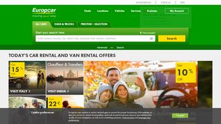 Europcar Discount Code & Coupon codes