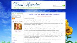 Evansgarden.com Coupons & Promo codes