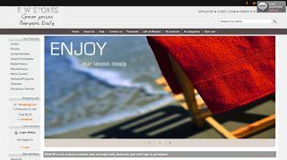 Ewstores.com Coupons & Promo codes