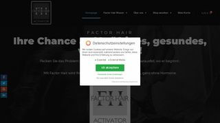 Factorhair.com Coupons & Promo codes
