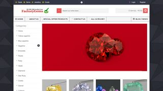 Factory Gems Coupons & Promo codes