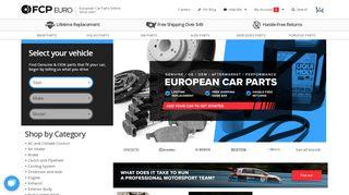Fcp Euro Coupon & Promo codes
