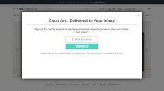 Fine Art America Discount Code & Coupon codes