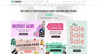 Gallifreyanmarket.storenvy.com Coupons & Promo codes