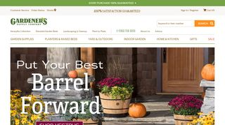 Gardener Supply Company Coupon Code & Promo codes
