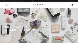 Gazelliskincare.com Coupons & Promo codes