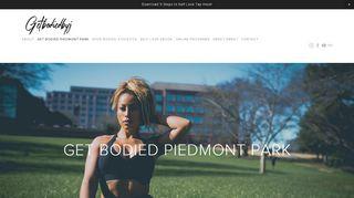 Getbodiedbyj.com Coupons & Promo codes