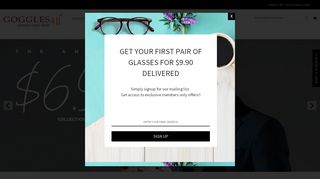 Goggles4U Coupon & Promo codes
