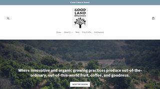 Goodlandorganics.com Coupons & Promo codes