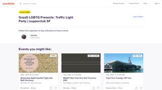Gozastrafficlights-Jeffrey.eventbrite.com Coupons & Promo codes