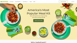 Hellofresh Returning Customer Code Coupons & Promo codes